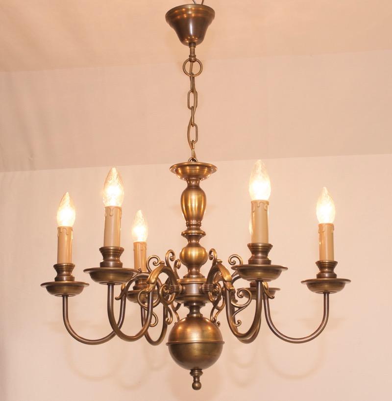 s lken leuchten kronleuchter barock stil deckenlampe 6 fl. Black Bedroom Furniture Sets. Home Design Ideas