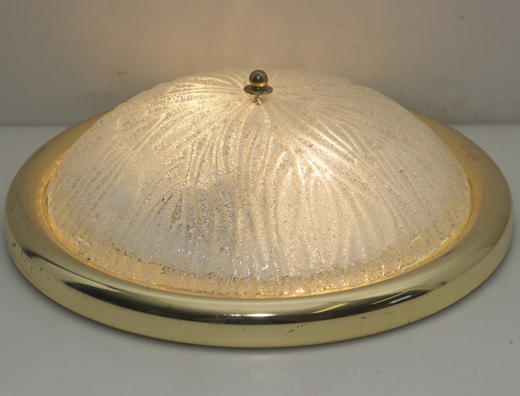 Plafoniere Led Vintage : Decken lampe antik stil plafoniere Ø36cm flush mount dome led light