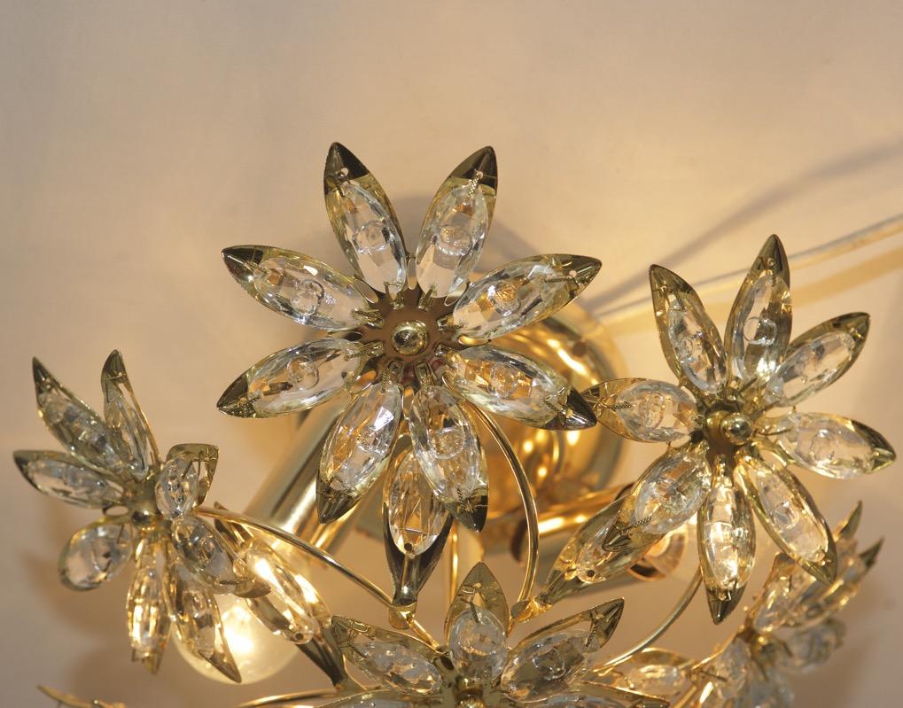 Plafoniere Led Vintage : Vintage alt decken lampe kronleuchter plafoniere kristalllüster